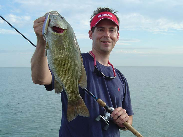 bass fishing tournaments michigan smallmouth photo album